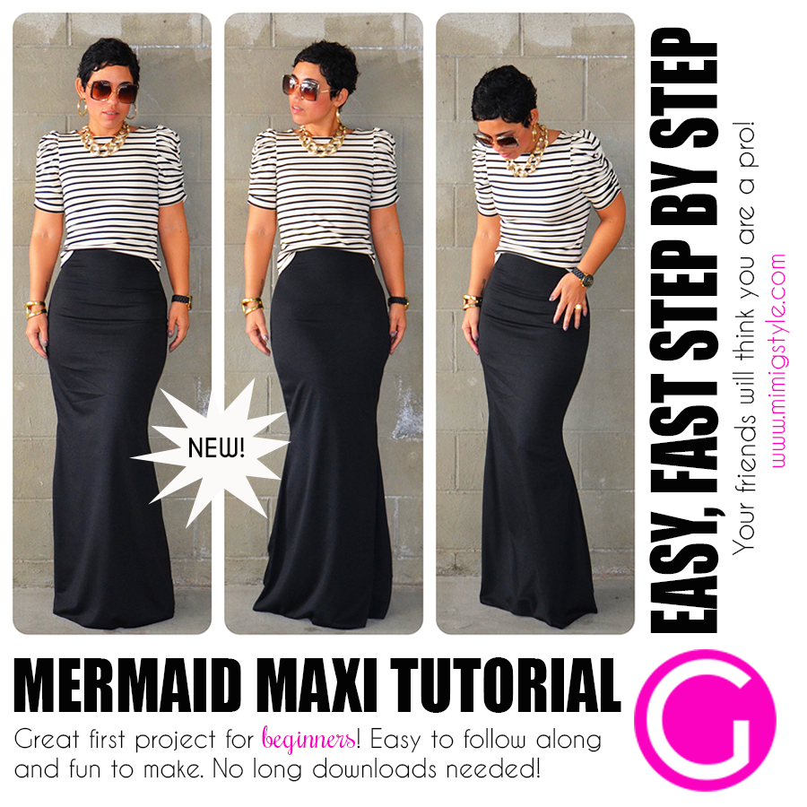 mermaid maxi made by underpinnings keep it tight