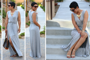 NEW! Front Slit Maxi Tutorial