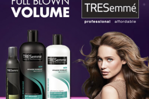 TRESEMME #AMPUPYOURSTYLE TWITTER PARTY