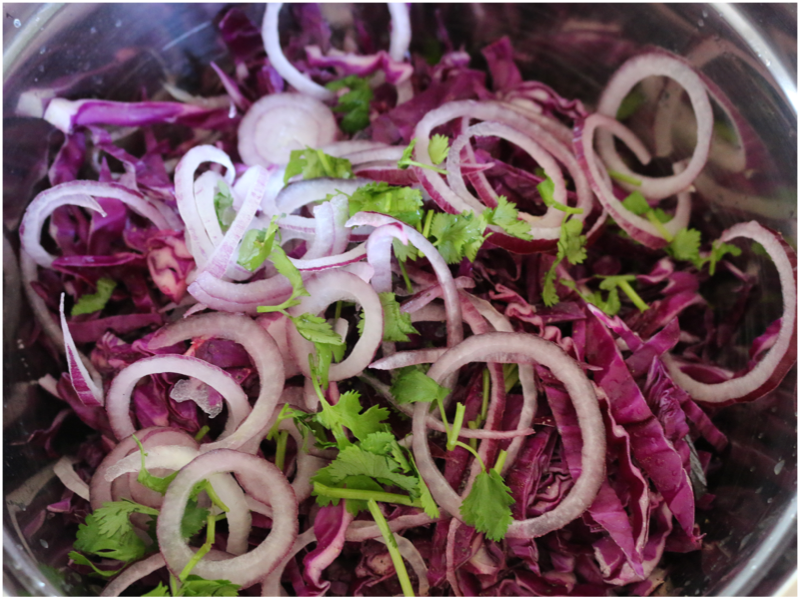 how to cook red cabbage german style