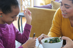 Blue Apron: Cooking With The Kids