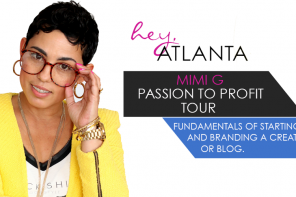 PASSION TO PROFIT TOUR: HEY ATLANTA