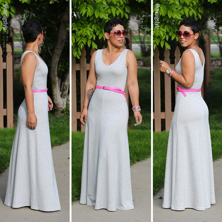 Mimi g maxi dress tutorial