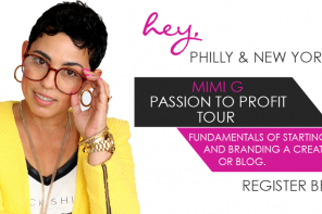 PASSION TO PROFIT: PHILLY AND NEW YORK