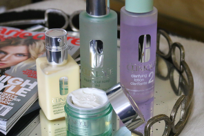 3 Step Skin Care With Clinique Follow Up