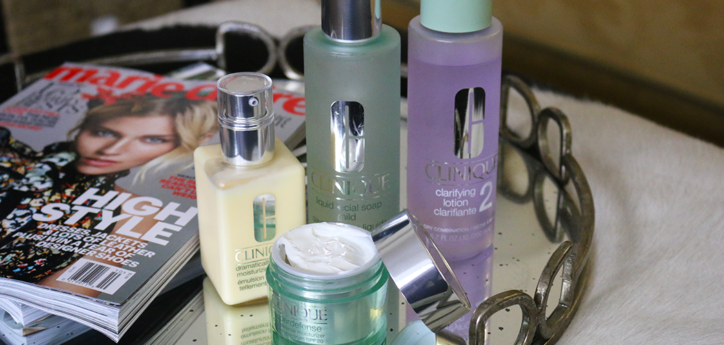 3 Step Skin Care With Clinique Follow Up - Mimi G Style