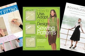 My New Favorite Sewing Books