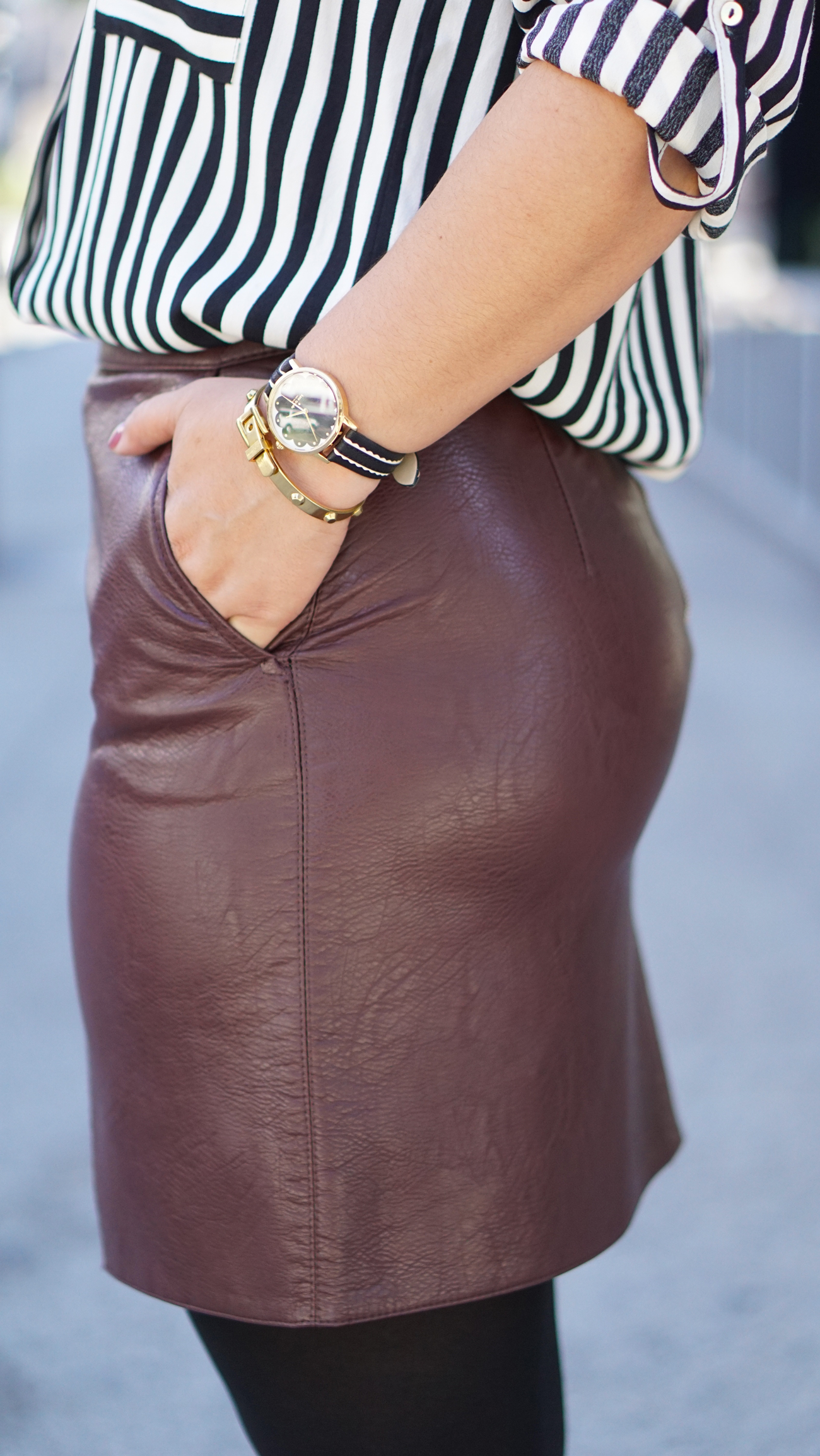 leather-mini