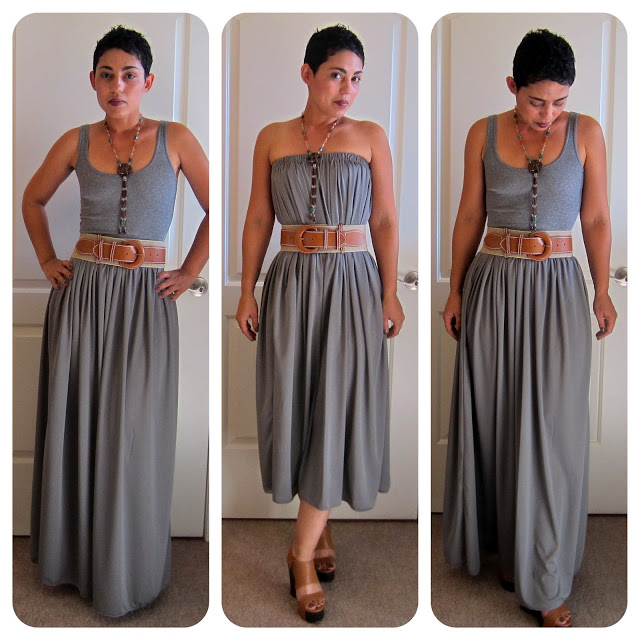 bd44af3e13 Maxi Skirt/Dress Tutorial | Mimi G Style