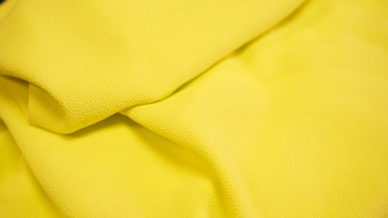 YELLOW-CREPE